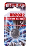 Maxell Lithium CR2032 1-pack