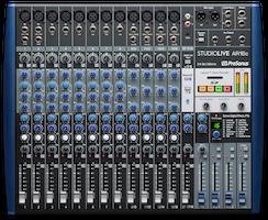 Presonus StudioLive AR16 C, USB-C mixer