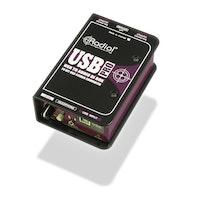 Radial USB PRO Stereo USB Laptop DI
