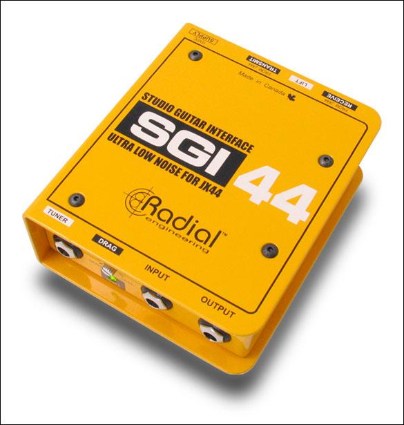 Radial SGI44 Studio Guitar Interface