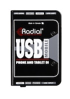 Radial USB Mobile Tablet and Smartphone DI