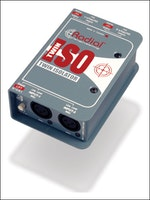 Radial TWIN ISO Stereo Isolator