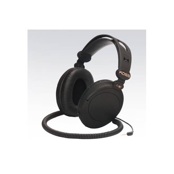 KOSS Hörlur R80 Over Ear Svart Obs! Polybag