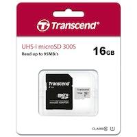 Transcend microSDHC 16GB U1 (R95/W10)