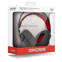 KOSS GMR545 AIR Headset Svart