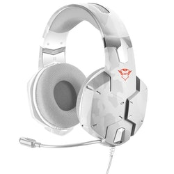Trust GXT 322W Gaming Headset White