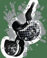 Stealth Sonics U9 IEM - Universal