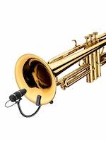 DPA CORE 4099 Mic, Extreme SPL med Clip för Brass
