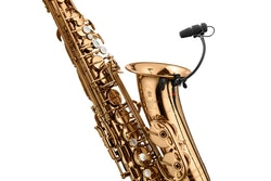 DPA CORE 4099 Mic, Loud SPL med Clip för Saxophone