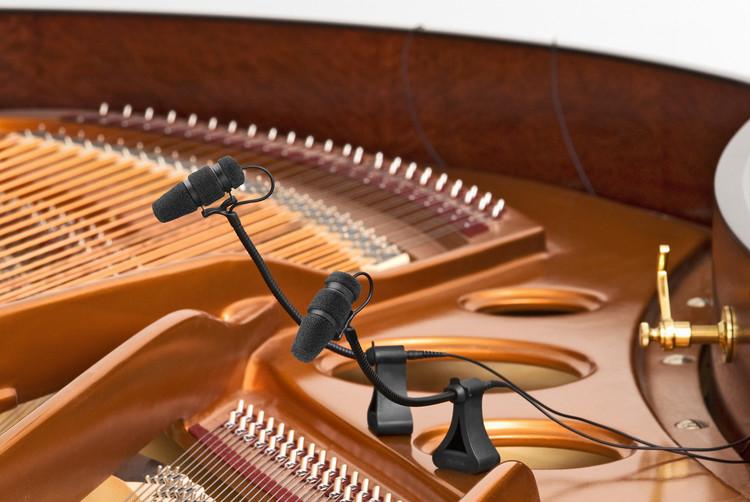 DPA CORE 4099 Mic, Loud SPL, Stereo System för Piano, 2 mikrofoner