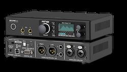RME ADI-2 Pro FS R BL AD/DA och hörlursförstärkare