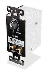 Radial Stagebug SB-5W Wall-mounted stereo DI