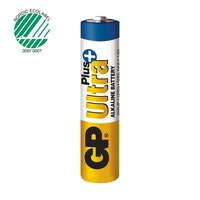 GP Ultra Plus Alkaline AAA 4-pack