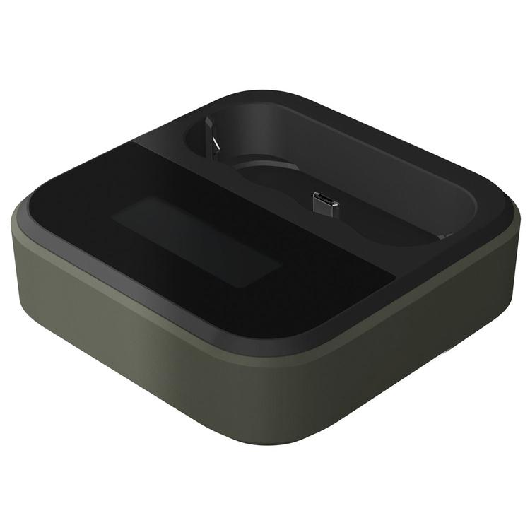 GP ReCyko 1st M451 Laddare USB docka D451 + 4xAA