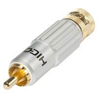 HICON HI-CM13-BLK RCA kontakt