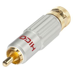 HICON HI-CM13-RED RCA kontakt