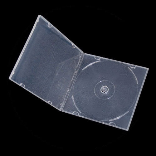 CD fodral Slim 5,4mm, mjukplast