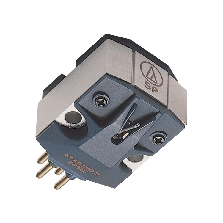 Audio Technica High Output Moving Coil Cartridge for 78 RPM Mono Shellac records
