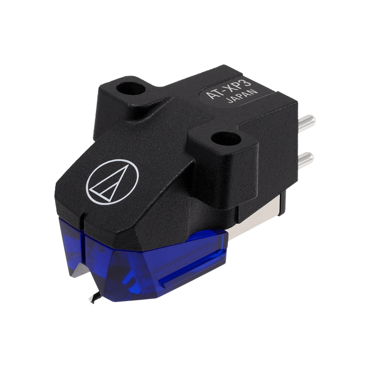 Audio Technica AT-XP3/H Cartridge Mounted with AT-HS6BK Headshell