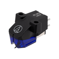 Audio Technica AT-XP3/HAT-XP3 Cartridge Mounted with AT-HS6BK Headshell