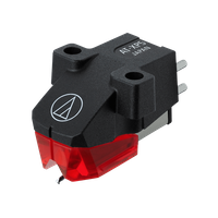 Audio Technica AT-XP5/H Cartridge Mounted with AT-HS6BK Headshell