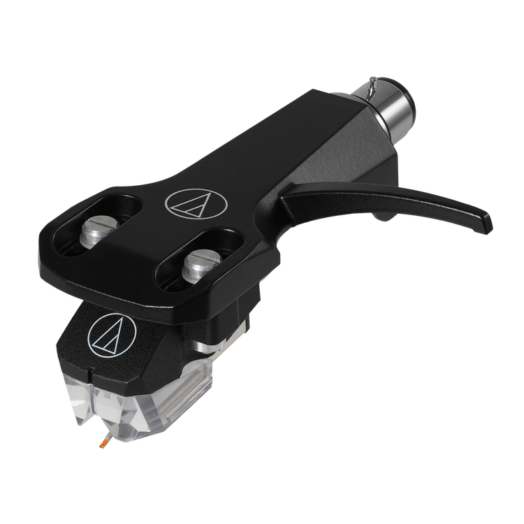 Audio Technica AT-XP7 Cartridge Mounted with AT-HS6BK Headshell