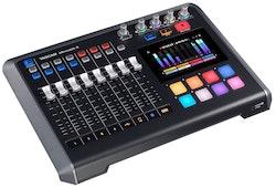 Tascam Mixcast 4 Podcast Mixer MTR USB Audio interface
