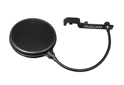 Tascam TM-AG1 Microphone pop filter incl. Gooseneck - m. adapters