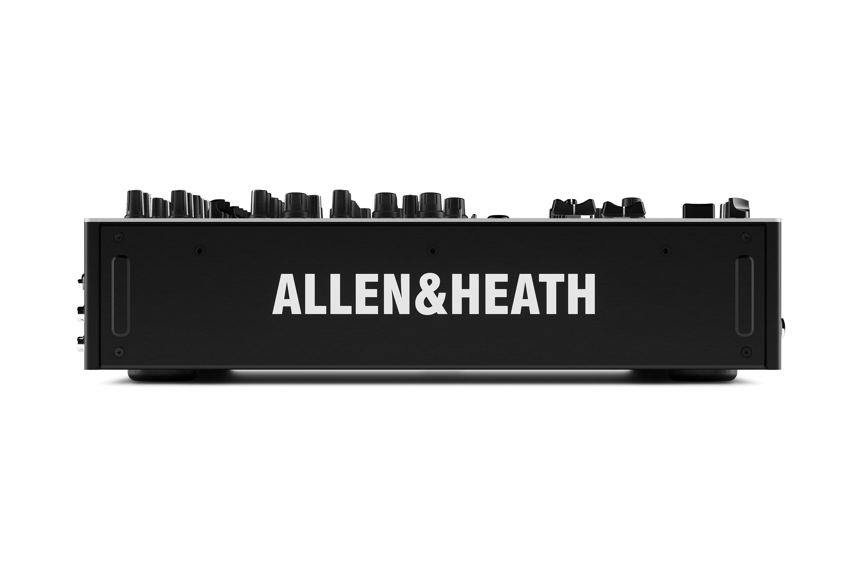 A&H XONE:96 6 into 2 Club & DJ mixer 2 x 96k soundcard