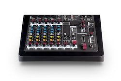 A&H ZEDi-10 Hybrid kompakt mixer, 4×4 USB interface
