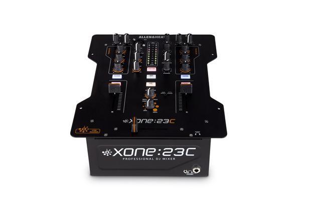 A&H XONE:23C 2 till 2, Club & DJ mixer med ljudkort