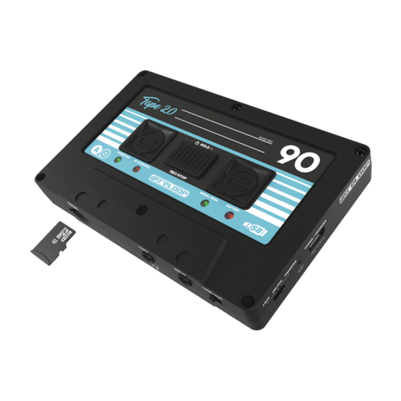 Reloop TAPE 2 Den digitala Mixtapen för DJs