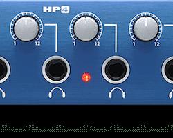 Presonus HP4 Hörlursförstärkare