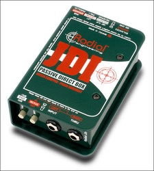 Radial Engineering, JDI Passiv DI-box