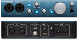 Presonus AudioBox iTwo, ljudinterface
