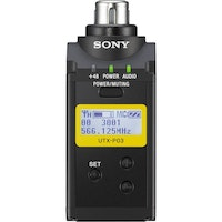 Sony UTX-P03/K33 UWP-D Plug On transmitter