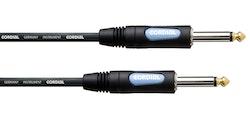 Cordial CCFI 6 PP 6m instrumentkabel, svart