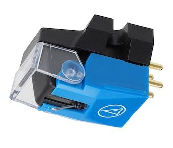 Audio-Technica VM510CB, Startnivå för dubbel rörlig magnet, Stereo pickup med konisk nål