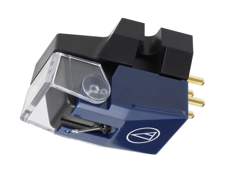 Audio-Technica VM520EB, Dubbel rörlig magnet Stereo pickup med elliptisk nål