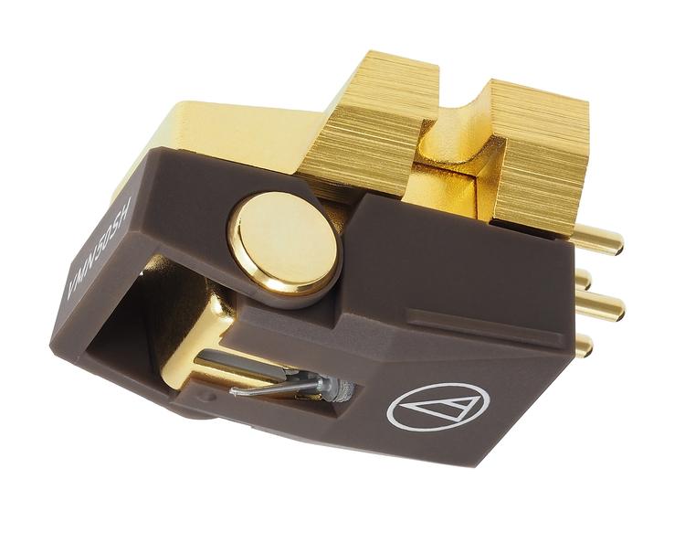 Audio-Technica VM750SH, Dubbel rörlig magnet, Stereo pickup med Shibata-slipning av nål
