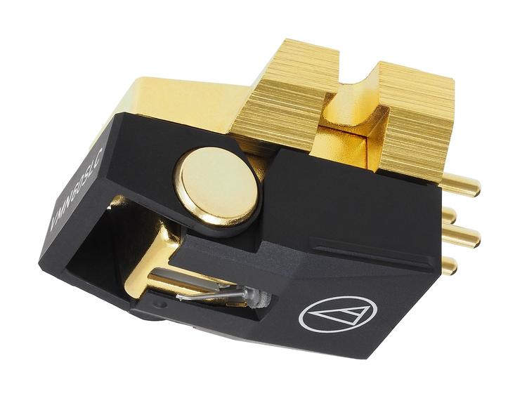 Audio-Technica VM760SLC, Dubbel rörlig magnet, Stereo pickup med Special Line Contact nålslipning