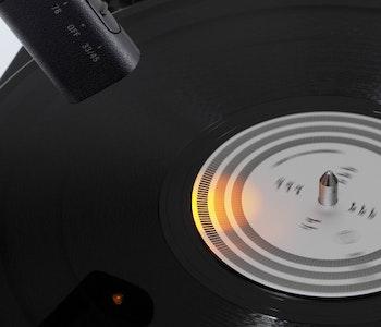 Audio-Technica AT6181DL, Stroboskop Disk och Quartz Strobe Ljus