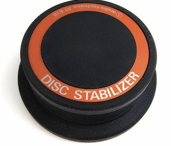 Audio-Technica AT618, Skivstabilisator