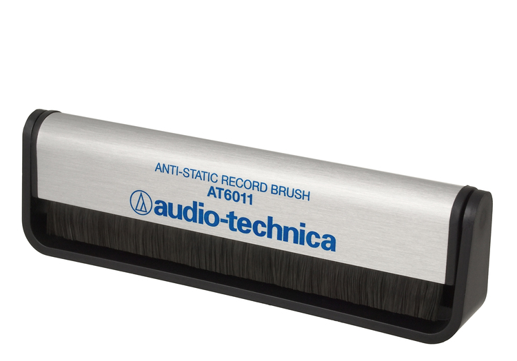 Audio-Technica AT6011, Antistatisk skivborste
