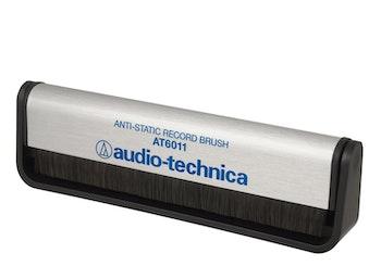 Audio-Technica AT6011, Antistatisk skivborste