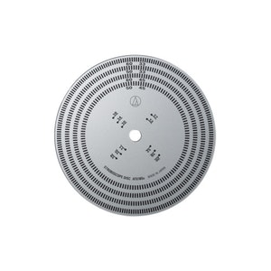 Audio-Technica AT6180a, Stroboskop disk