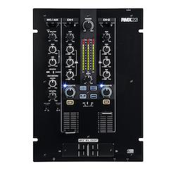 Reloop RMX-22i, 2 (+1) Ch DIGITAL Eff. Mixer, iPad / Tablet / Smartphone Audio Split-Input