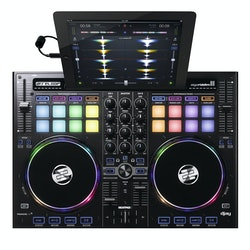 Reloop Beatpad 2,  DJ Controller med DJAY 2 och Spotify integration