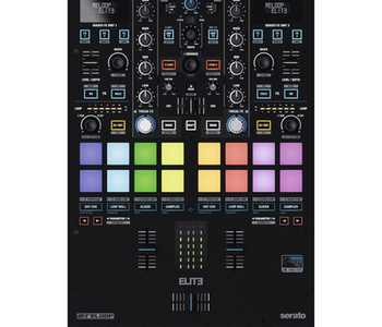 Reloop Elite DVS-mixer för Serato DJ PRO