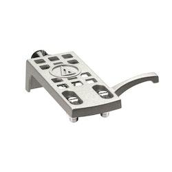 Audio-Technica AT-HS10SV, 10 grams pickupskal i silver